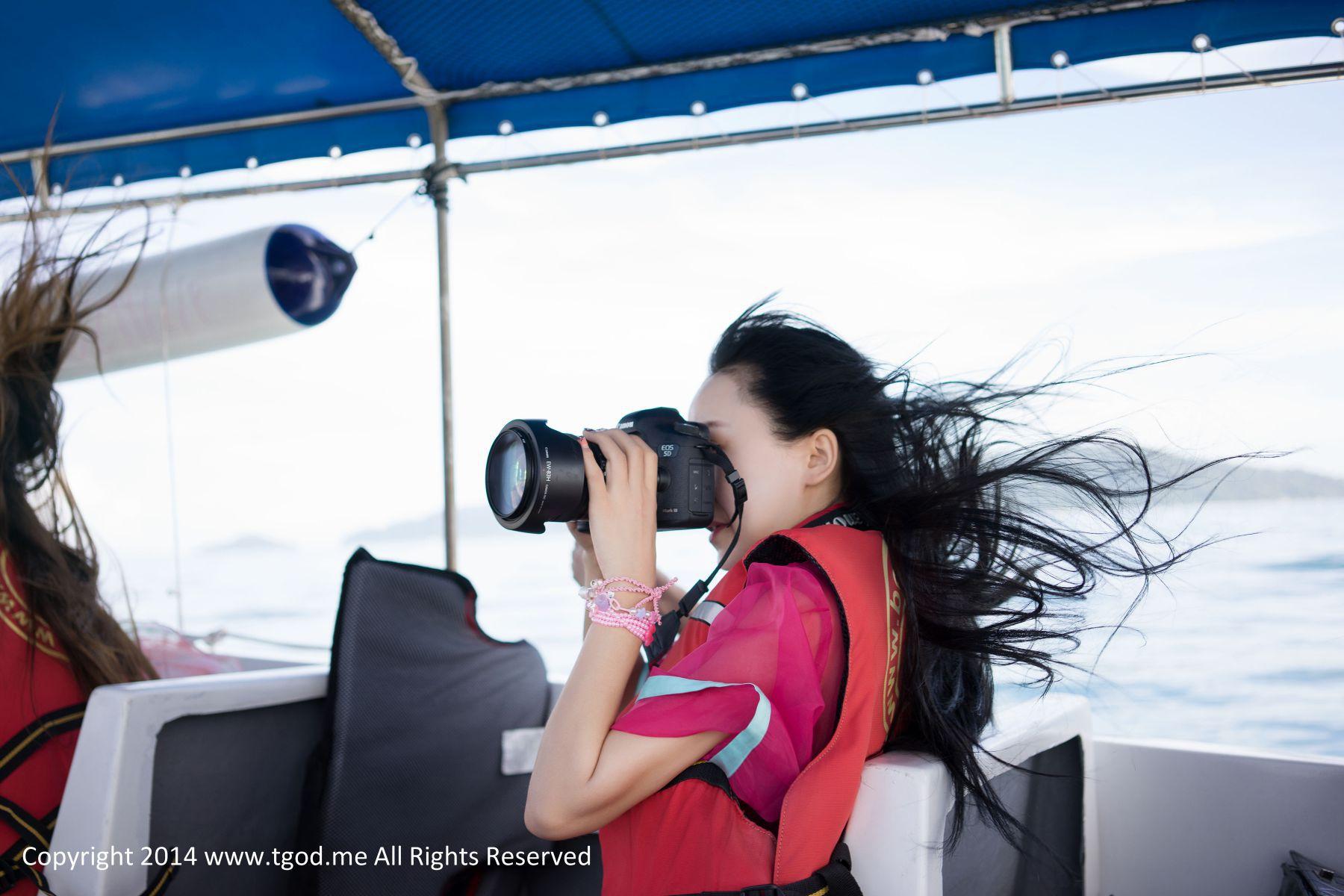 [推女神] 杨上萱 快乐的美丽 高清写真套图