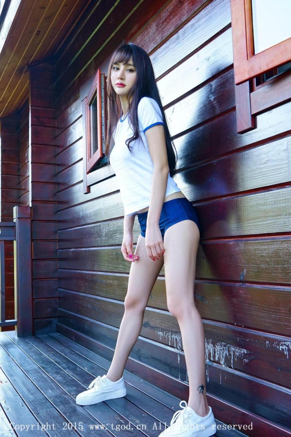 [推女神] Cheryl青树 云曼旅拍 高清写真套图
