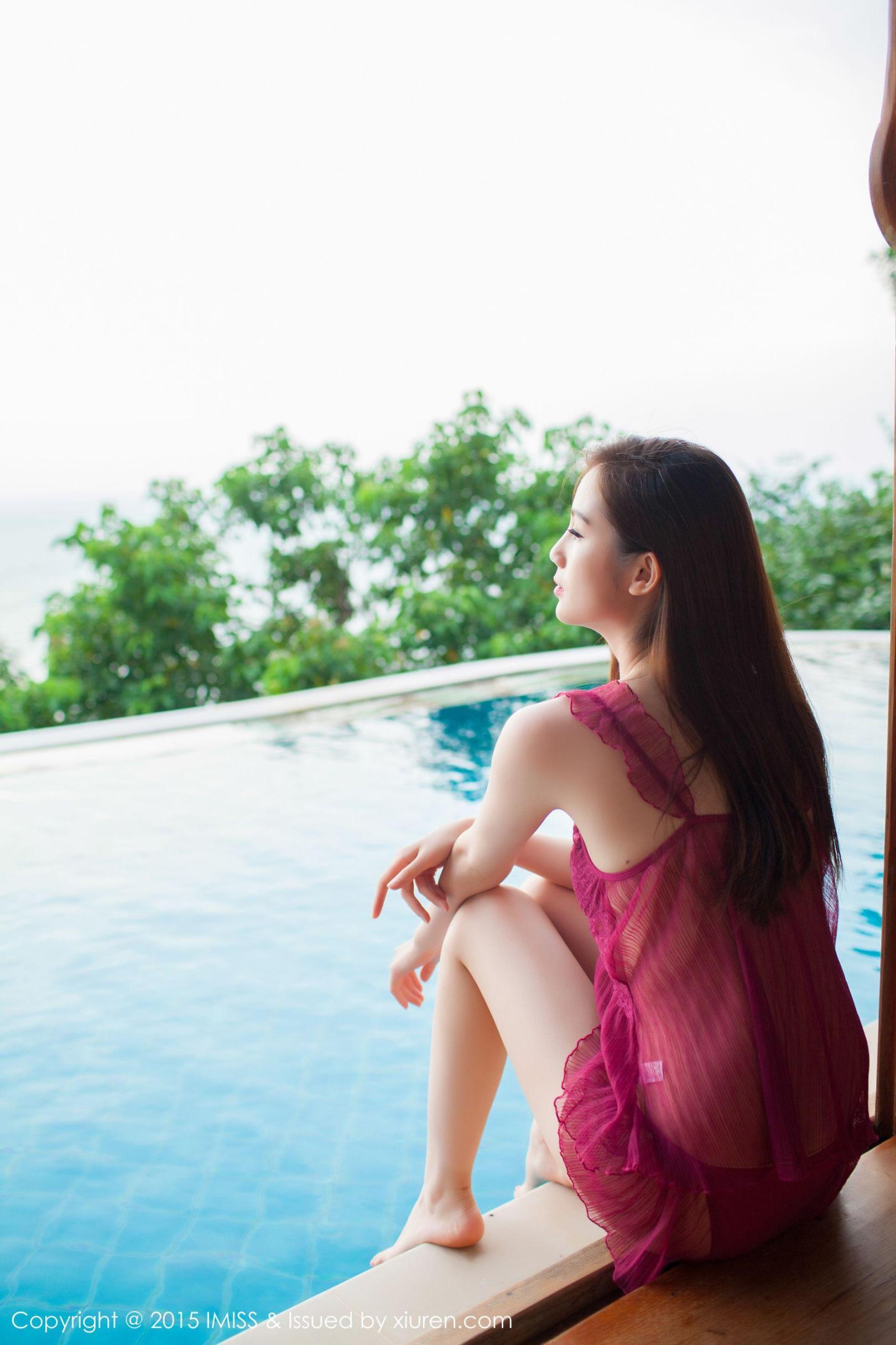 [爱蜜社] SISY思 泰国普吉岛旅拍 高清写真套图