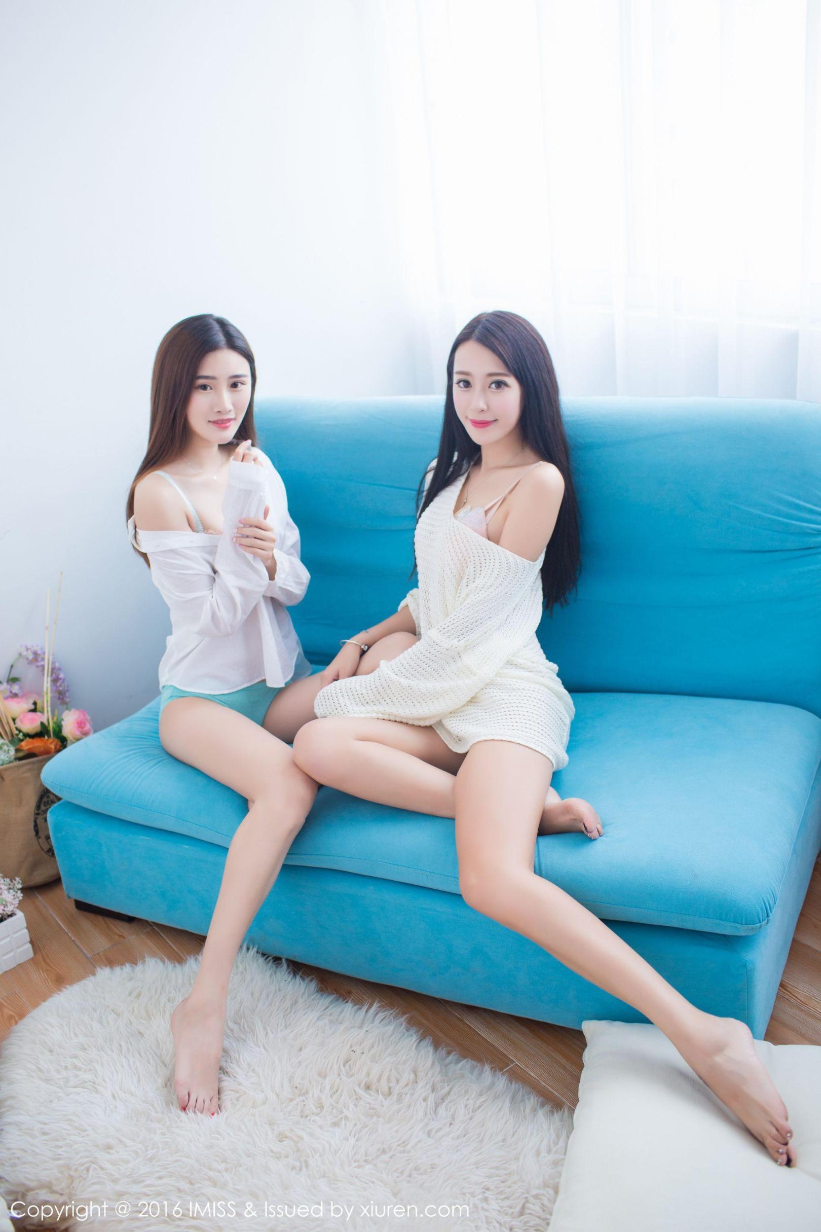[推女神] 王曼妮 私房美腿系列 高清写真套图