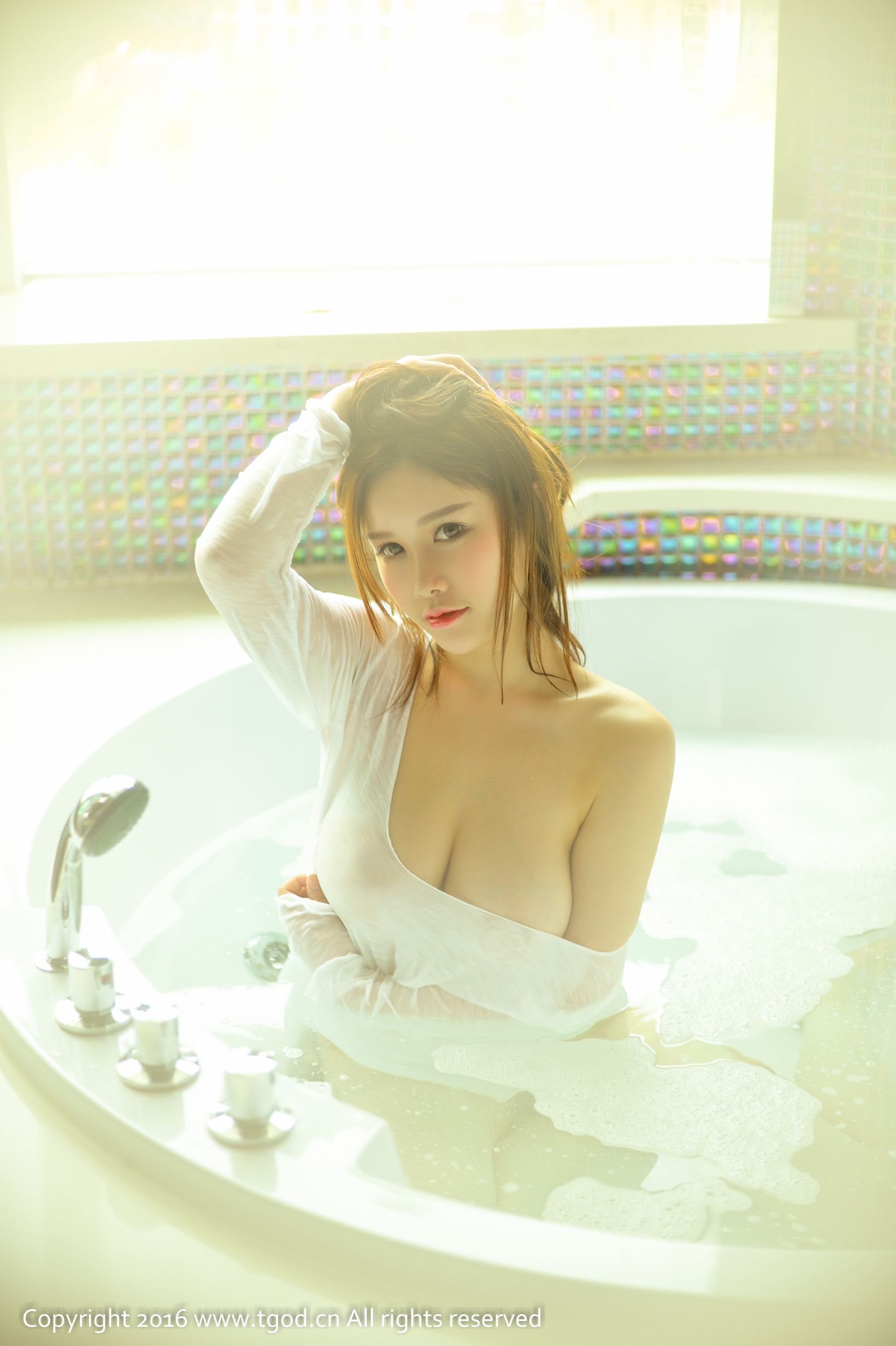 [推女神] 于姬 人气美女拍摄解禁冲击波 高清写真套图
