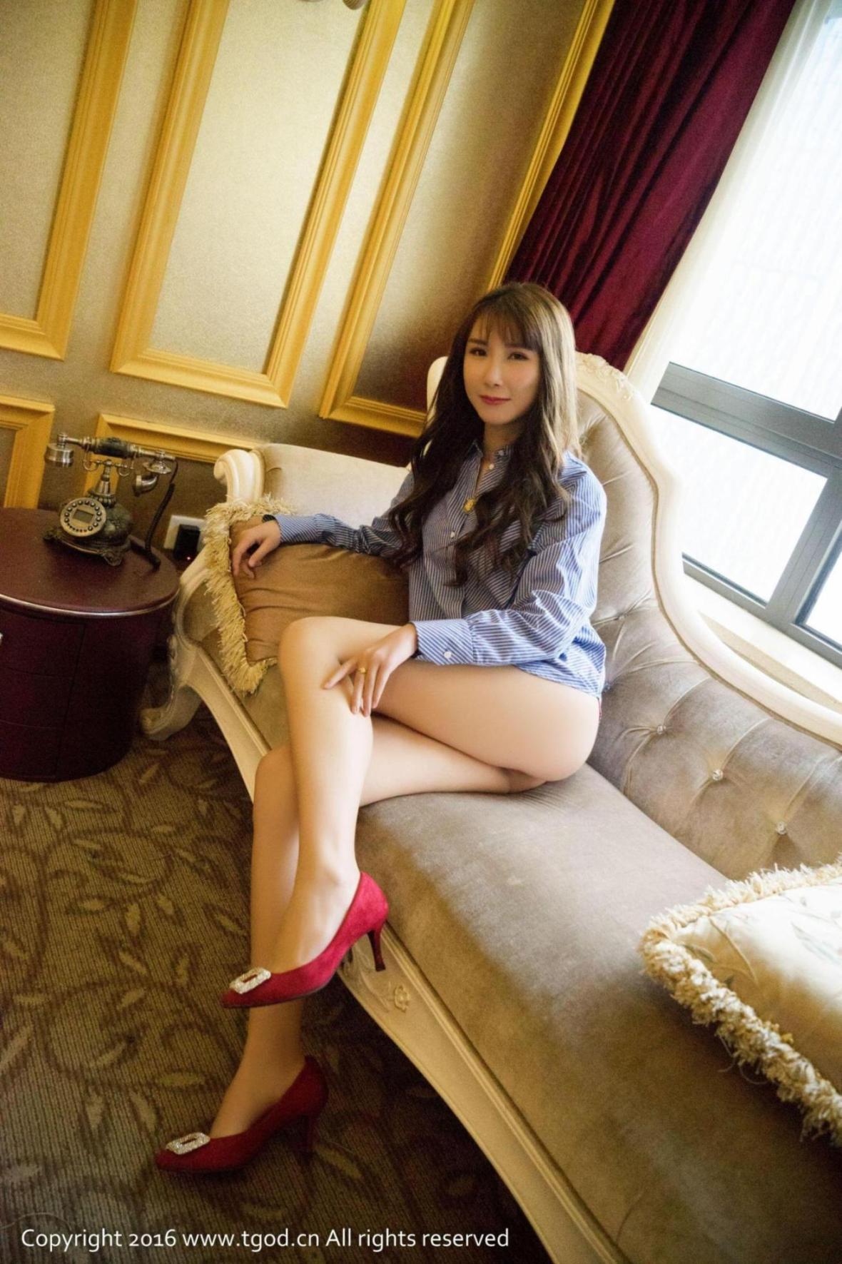 [爱蜜社] 陈天扬 含蓄柔软、软嫩迷人身材 高清写真套图