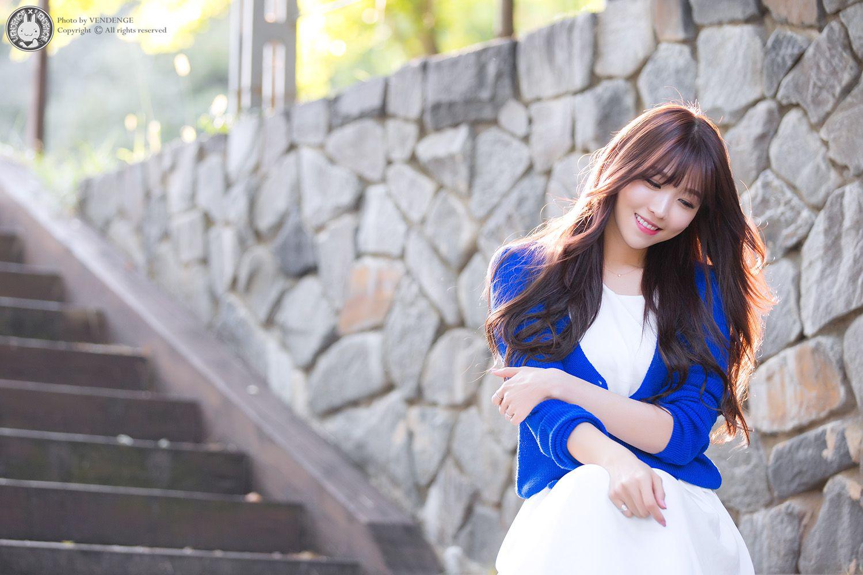 [网络美女] 李恩慧 外拍唯美长裙系列 高清写真套图