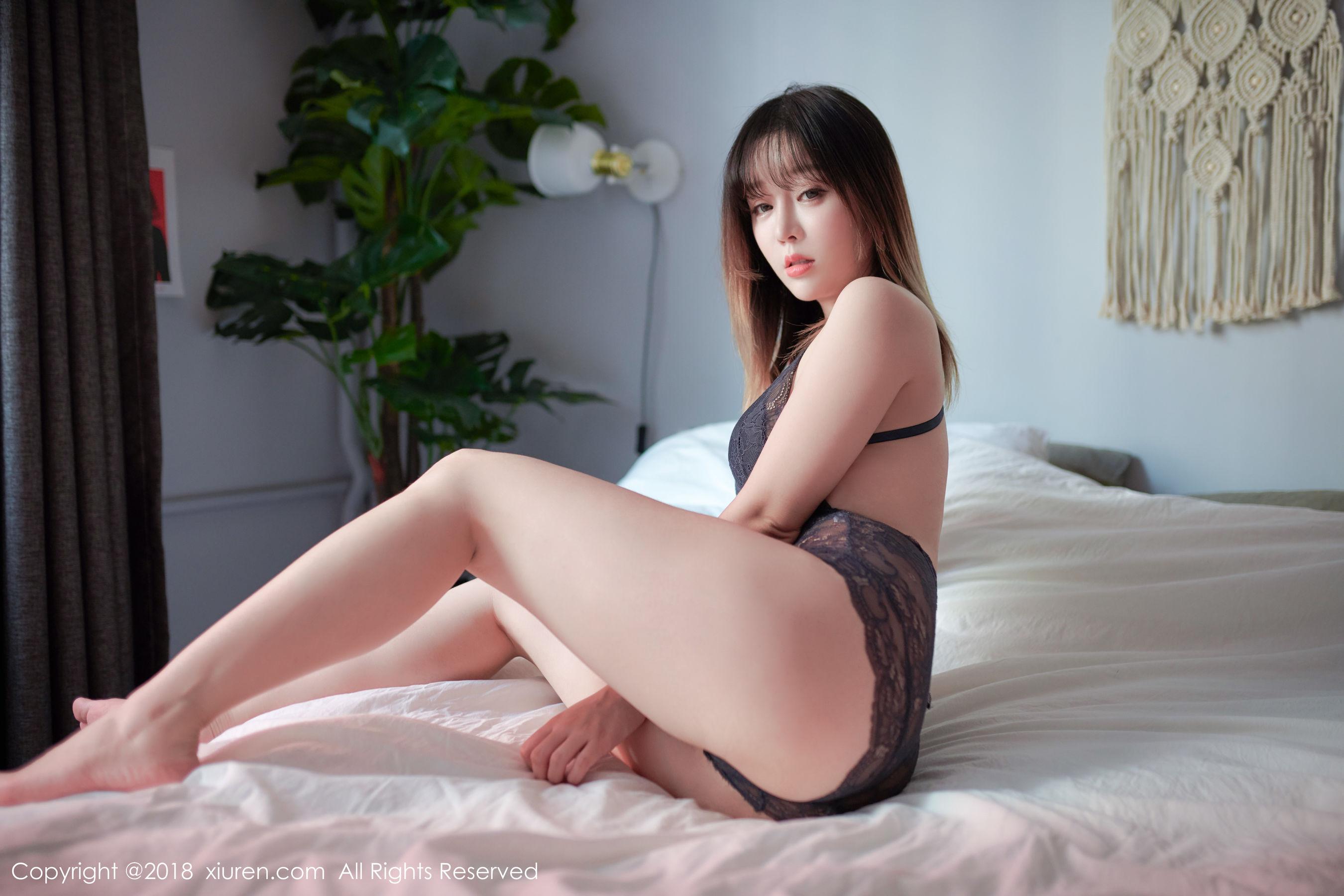 [波萝社] 王雨纯 异常诱惑撩人心扉 高清写真套图