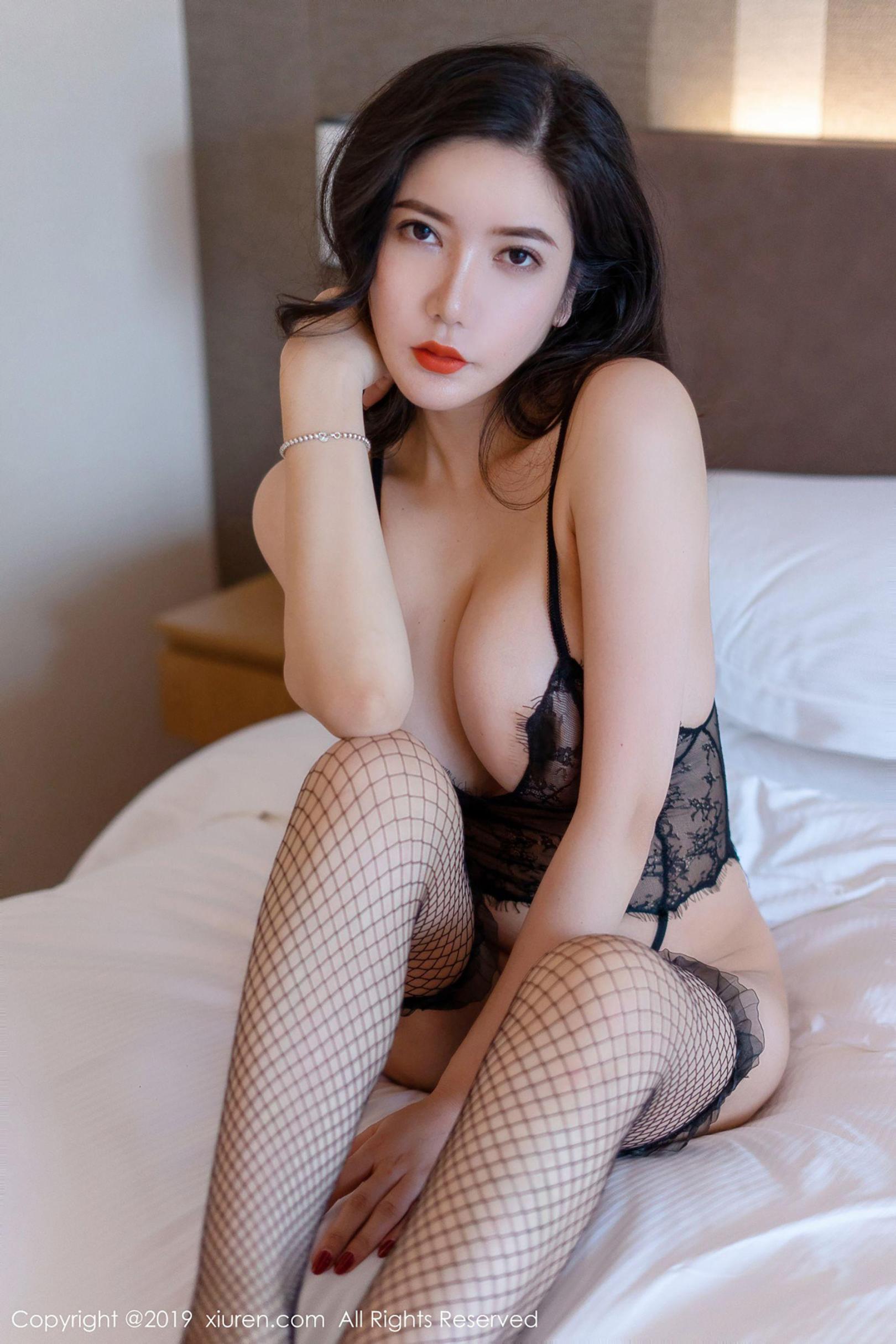 [尤果圈爱尤物] 李妍曦 人间胸器的魅惑 高清写真套图