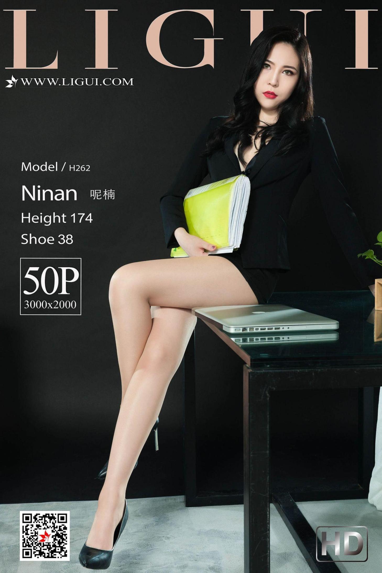 [网络美女] 网络美女 肉丝长腿OL女郎 高清写真套图